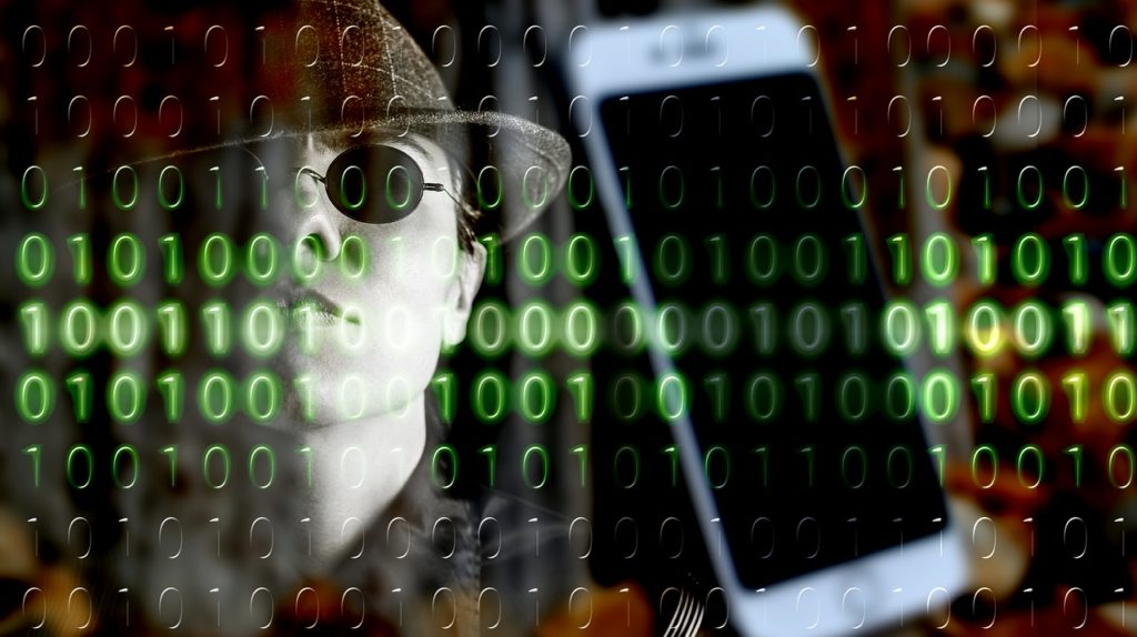Cyber Attack Encryption Smartphone  - geralt / Pixabay